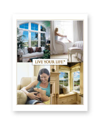Live Your Life Brochure